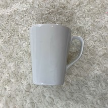 "Threshold White Lot of 6 Cup Mug 4.5"" tall x 3.5"" diam - $33.24"