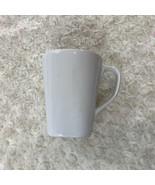"Threshold White Lot of 6 Cup Mug 4.5"" tall x 3.5"" diam - $33.24"