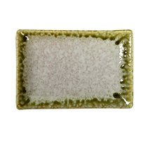 Kylin Express Rectangle Ceramic Dinner Plate Creative Japanese Sushi Plate, No.1 - $23.29