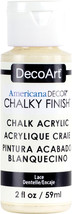 Americana Chalky Finish Paint 2Oz-Lace - $6.93