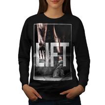 Lift Workout Power Jumper Muscle Man Women Sweatshirt - $18.99