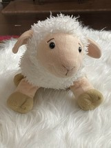 Kohls Cares Plush Sheep Lamb And The Butterfly Eric Carle Stuffed Animal - $14.84