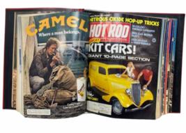 Vtg Jan-Dec 1981 Lot Bound Hot Rod Magazine High Performance Cars 1969 Binder image 8