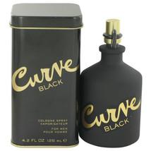 Curve Black by Liz Claiborne Cologne Spray 4.2 oz - $38.00