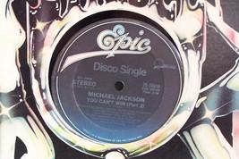 "Michael Jackson - You Can't Win Vinyl Single 12"" Record - $5.93"
