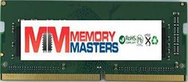 Memory Masters 8GB DDR4 2400MHz So Dimm For Hp Pro Book 650 G3 - $65.19
