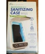 Travel Time - Multipurpose UV-C Sanitizing Case -Eliminates up to 99.9% ... - $14.69