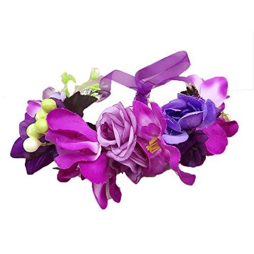 Primary image for Handmade Flower Hairband Wreath Headdress