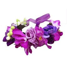 Handmade Flower Hairband Wreath Headdress - $30.60