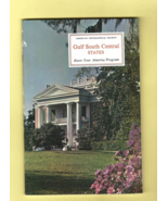 Book - GULF SOUTH CENTRAL STATES American Geographical Society KNOW YOUR... - $4.50