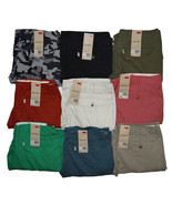 LEVI'S MEN'S ACE I CARGO SHORTS WITH 9 COLORS 30 31 32 33 34 36 38 + - $22.51+