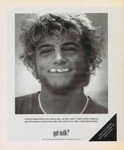 1998 Got Milk? Ad Indiana State University Milk Mustache Tour Winner Pri... - $9.99