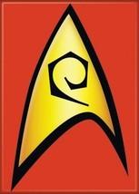 Star Trek: The Original Series Engineering Insignia Magnet, NEW UNUSED - $3.99