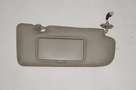 2003-2004 Infiniti G35 Sedan Passenger Right Sun Visor Shade Sunvisor Rh Oem - $38.21