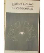 "JOSE GONZALEZ 'Vestiges & Claws' 11"" X 17"" Promo Poster, New - $8.95"