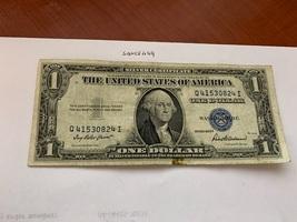 United States Washington circulated banknote 1935 #9 - $7.95