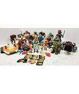 Thundercats LJN Action Figures Lot of 24 figures plus extras !!!!!!!!!!!! - $900.00