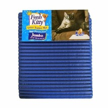 Foam Litter Mat Cat Potty Training Floor Protection Kitty Blue Kit NEW 4... - $27.05