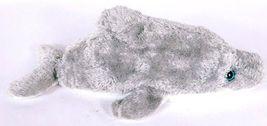 "Ty Beanie Buddies Skimmer Dolphin Plush Stuffed Animal 15"" image 3"