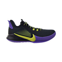 耐克Kobe Mamba Fury'Joker' 男装' s 鞋类 Black-Lemon Venom-Purple CK2087-003-$ 100.00