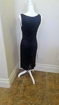 MAGGY LONDON sheath dress S black lace VGUC **READ - $58.40