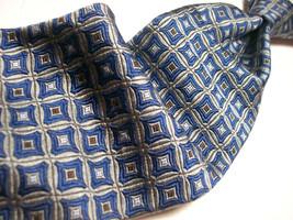 ROBERT TALBOTT ESTATE Blue Light special  100 SILK Necktie s 8-317c - $59.99