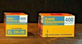 2 Rolls of Kodak Film AA20-2089 Vintage image 1