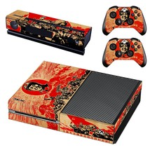 Chinese Revolution decal for xbox one console and 2 controllers - $15.00