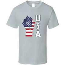 Fight Power Usa T Shirt image 11