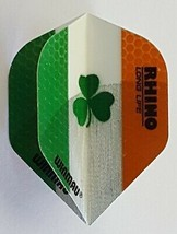 Winmau Rhino Ireland Flag Standard Dart Flight - $1.36