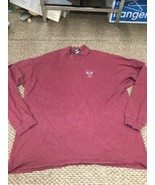 Vintage Chicago Bulls Lee Sport Long Sleeve Shirt XL Good Condition - $14.84