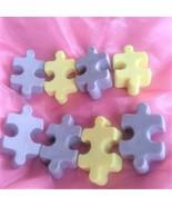 Puzzle Handmade Glycerin Soap - $5.00