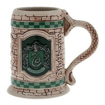Wizarding World of Harry Potter : Sculpted Ceramic Slytherin Stein Mug Cup - $44.99