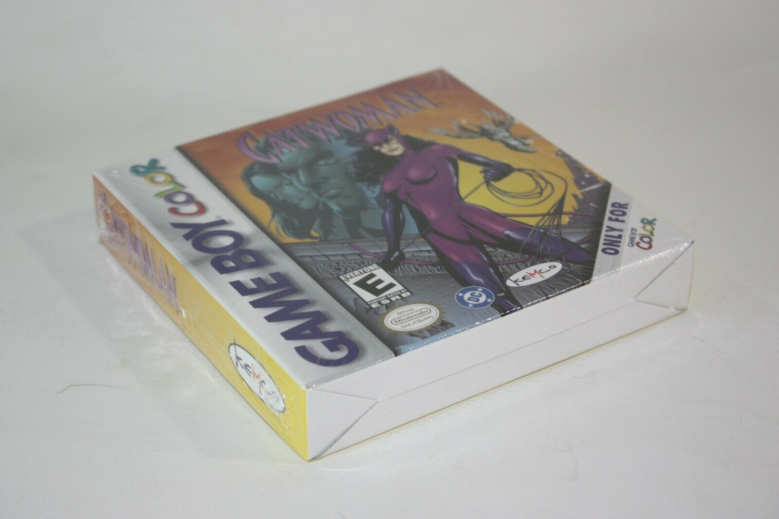 Catwoman Nintendo Game Boy Color 1999 New Sealed image 2