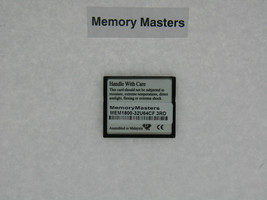 MEM1800-32U64CF 64MB  CompactFlash Card for Cisco 1800 routers