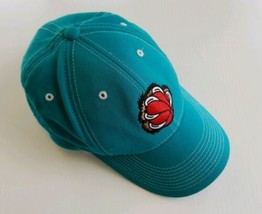 Memphis Grizzlies Logo Teal Blue NBA Nike Fitted Hat Swoosh Flex Adult O... - $29.58