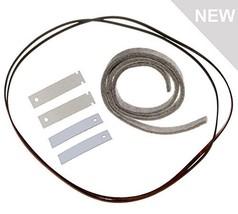 H&H WE3M26 WE49X20697 Belt, Slides, Felt No Bearing - $34.21