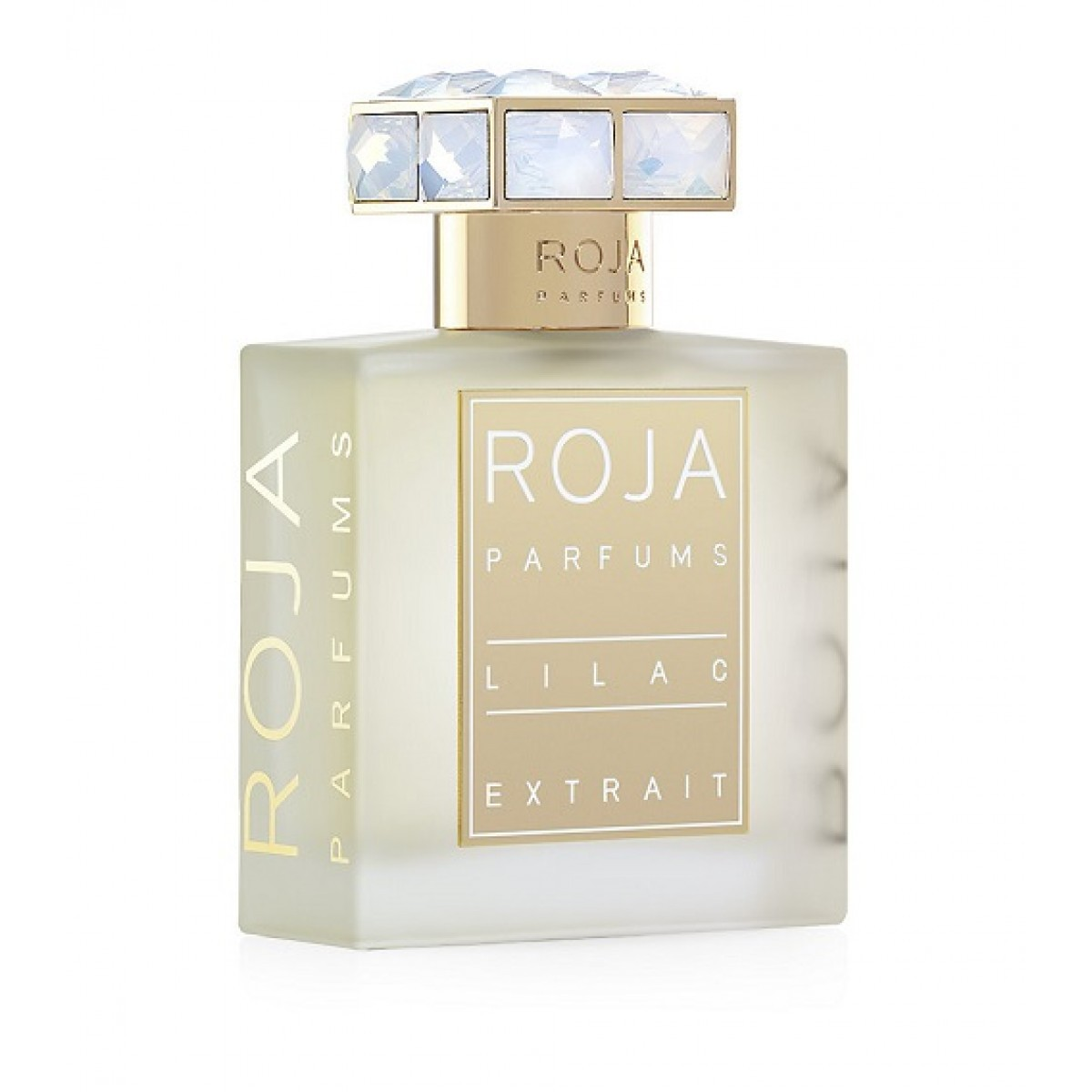 LILAC EXTRAIT by ROJA Perfume 5ml Travel Spray BERGAMOTE HELIOTROPE VAULTED