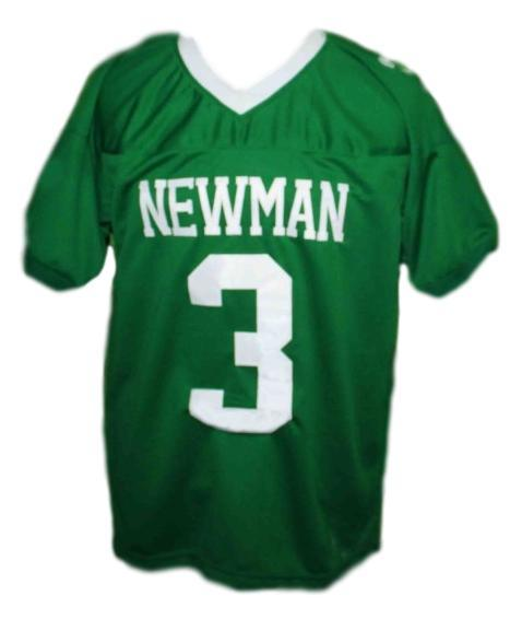 Odell beckham jr  3 newman high school new men football jersey green any size 1