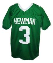 Odell Beckham Jr #3 Newman High School New Men Football Jersey Green Any Size image 1