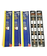 Lot of 5, 10 in.Rod/Copping Tile Saw Blade, 2 Craftsman, 3-Tile Solution... - $14.84