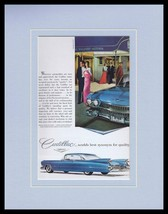 1959 Cadillac Framed 11x14 ORIGINAL Vintage Advertisement - $46.39