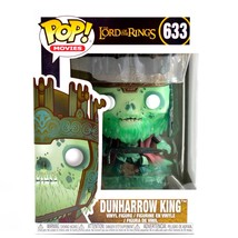 Funko Pop! Movies Lord of the Rings LotR Dunharrow King #633 Vinyl Action Figure image 1