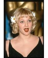 1998 DREW BARRYMORE Original 35mm Slide Transparency E.T. CHARLIE'S ANGELS - $12.69