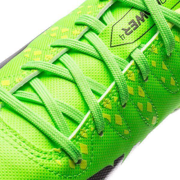 Puma Evopower Vigor 4 FG Football Shoes Green UK 8 EU 42 Soccer Lightweight 228g