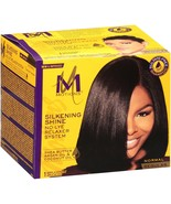 Motions Silkening Shine No-Lye Relaxer System with Shea Butter - Normal/... - $8.86