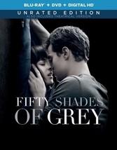 Fifty Shades Of Grey (Blu Ray/DVD W/Digital Hd)