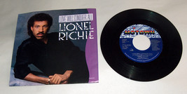 1986 Motown Lionel Richie Love Will Conquer All The Only 1 45 RPM Vinyl +Sleeve - £6.92 GBP