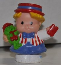 Little People Carnival Eddie (2003) - Replacement Figure - Classic Fishe... - $2.95