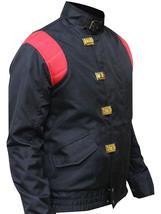Akira Shotaro Kaneda Capsule Logo Black/Red Cordura Bomber Jacket image 6
